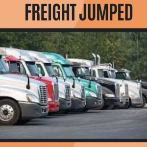 FREIGHT JUMPED